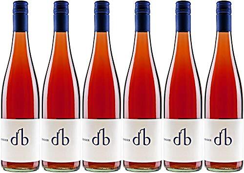 6x Cabernet Cortis Rosé feinherb 2019 - Weingut Bender, Pfalz - Rosé