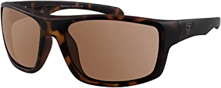 Dirty Dog Mens Axle Sunglasses - Brown Tort