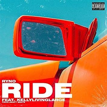 Ride (feat. Kellylivinglarge)