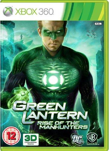 Green Lantern: Rise of the Manhunters (Xbox 360) [Edizione: Regno Unito]