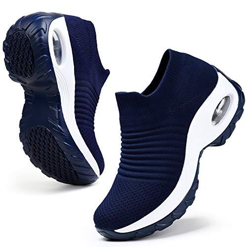 HKR Womens Walking Tennis Shoes