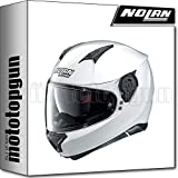 NOLAN CASCO MOTO INTEGRALE N87 SPECIAL PLUS PURE BIANCO 015 TG. M