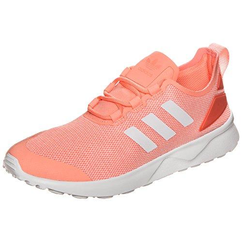 adidas Zx Flux ADV Verve - Zapatillas para mujer, color rosa, color Naranja, talla 42 2/3 EU