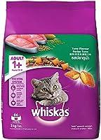Whiskas Tuna, Dry Food Adult, 1+ years, 3kg