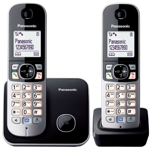 Panasonic KX-TG 6812 Candy-Bar