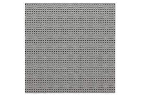 Steinchenshop Grundplatte für Klemmbausteine 50 x 50 Noppen Farbe grün blau hellgrau dunkelgrau und beige wählbar 8808h