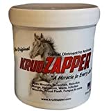 KrudZapper Ointment stops the itching, protect area while healing and keep foreign matter away (including insects).