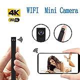 Spy Camera Module Wireless Hidden Camera WiFi Mini Cam HD 1080P DIY Tiny Cams Small Nanny Cameras Home Security Live...