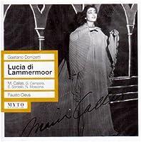 Lucia Di Lammermoor by GAETANO DONIZETTI (2007-11-26)