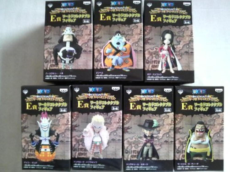 tienda de venta All seven species lottery One Piece Piece Piece Marin Ford Hen  Special Edition  E Award World Collectable Figura most (japan import)  marcas de moda