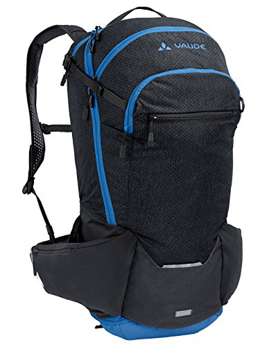 VAUDE Rucksaecke20-29l Bracket Xalps 28, black, One Size, 126900100