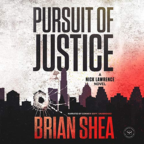 Pursuit of Justice Audiobook By Brian Shea cover art