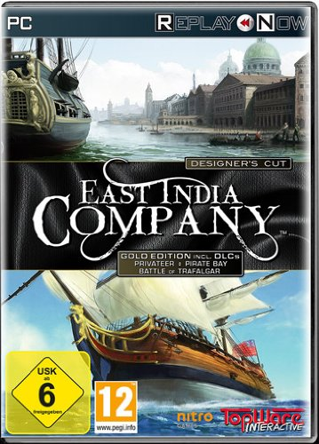 Replay East India Company - Gold Edition
