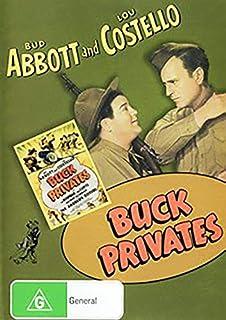 Buck Privates [DVD]