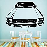 HNXDP Creative Car Wall Stickers Vinilo Impermeable Accesorios de decoración de...