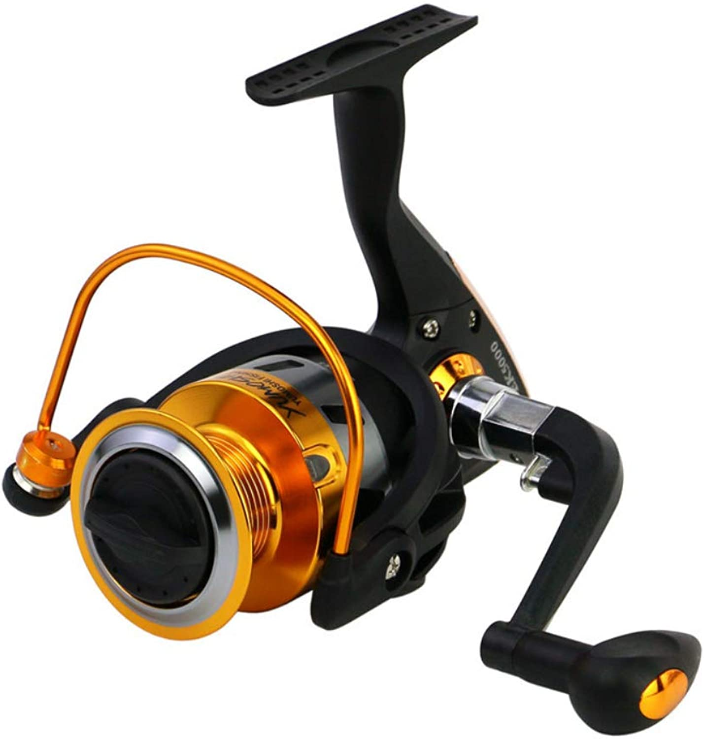 Fishing Reels,13+1 BB, Light and Smooth Spinning Reels, Powerful Carbon Fiber Drag, Salt and Freshwater Fishing,1000model