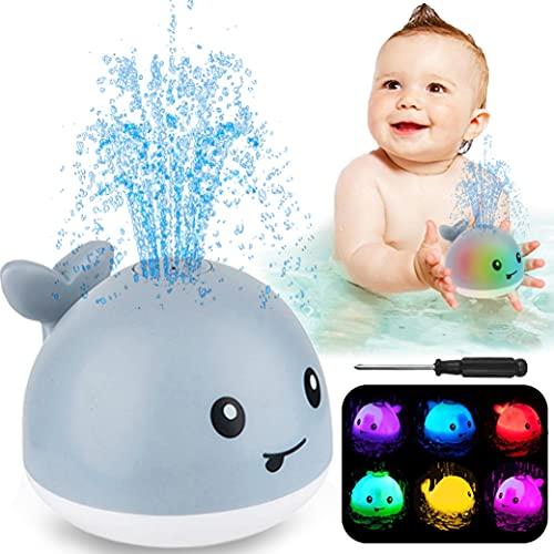 ZHENDUO Baby Bath Toys, Whale Automatic Spray...