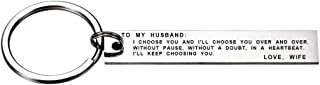 to my husband i choose you
