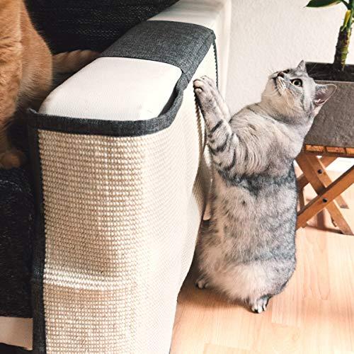 Protege tu sofá de las garras de tu gatito