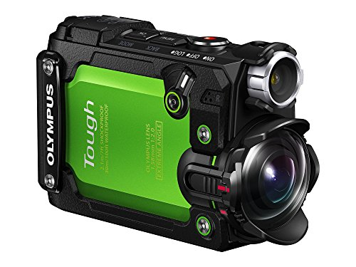 Olympus TG-Tracker With 1.5 Inch LCD