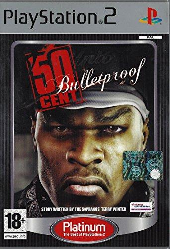 50 Cent Bulletproof (Platinum) [PS2]