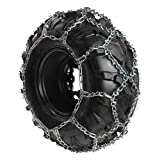 ATV Diamond Pattern V-Bar Tire Chain 67″ x 18″ (Pair)