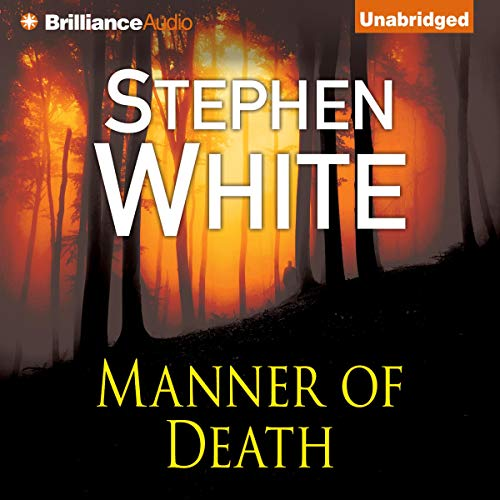 Manner of Death Audiobook By Stephen White cover art