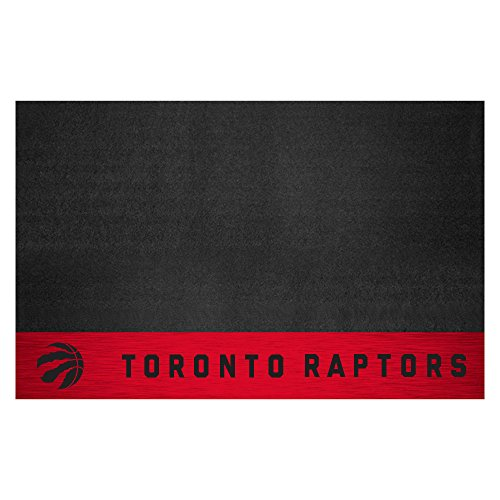 FANMATS 14222 NBA Toronto Raptors Grill Mat