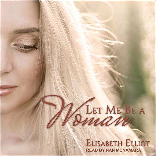 Let Me Be a Woman audiobook cover art