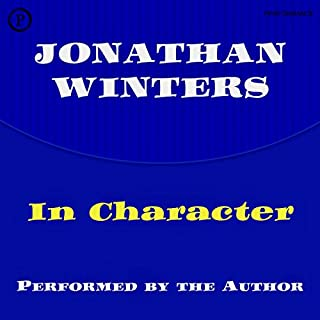 Jonathan Winters in Character cover art