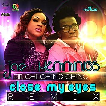 Close My Eyes (Remix) - Single