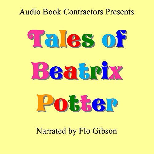 Tales of Beatrix Potter audiobook cover art