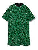 edc by Esprit Damen 050CC1E326 Kleid, 313/GREEN 4, 42