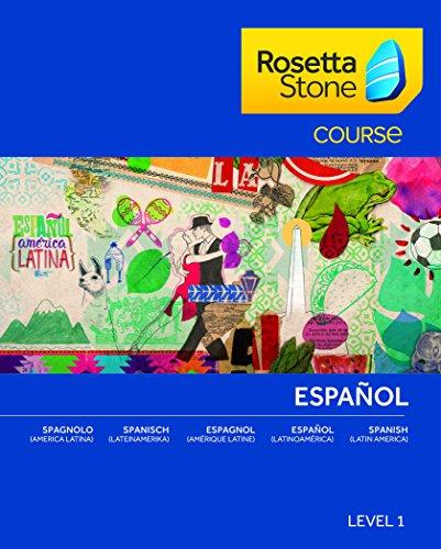 Rosetta Stone Espagnol (Amérique Latine) Niveau 1 pour Mac