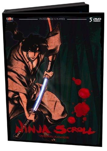 Integrale Ninja Scroll-Inclus 4 EX-LIBRIS-Coffret 5 DVD