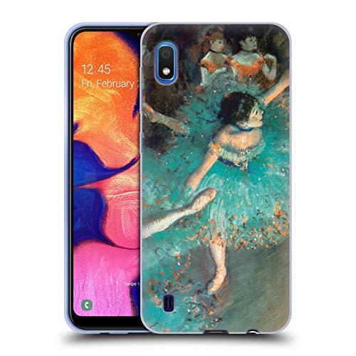 Officiële Masters Collection Danseres Schilderijen 2 Soft Gel Case Compatibel voor Samsung Galaxy A10 (2019)