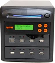 Systor SYS-USBD-7 1 to 7 Multiple USB Thumb Drive Duplicator / USB Flash Card Copier