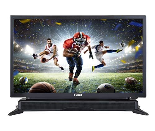 Best Price! NAXA Electronics NTD-2460 24-inch 720p HD Class LED TV with Built-in Sound Bar & DVD Pla...