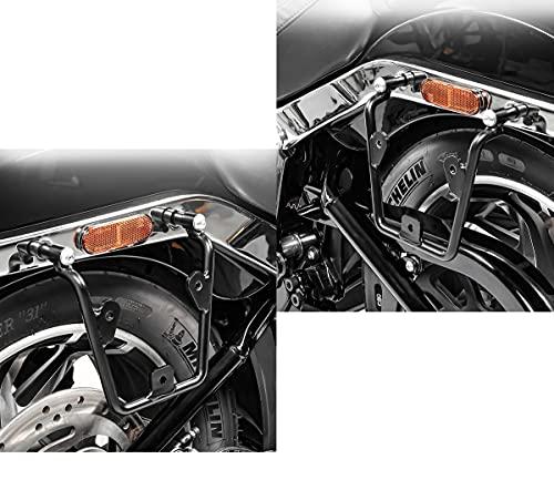Set Telai di supporto borse bisacce per BMW R 18 20-21 Craftride SH2