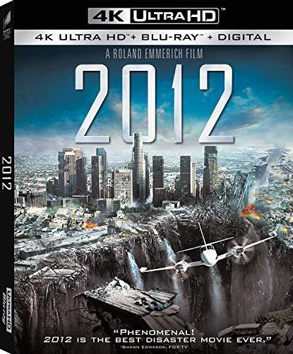 2012 [4K UHD+Blu-ray ※4K UHDのみ日本語有り]