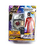 Boys Superhero Halloween Costume Set, Kids Guardians of The Galaxy Costume Kit (Peter Quill Star Lord)