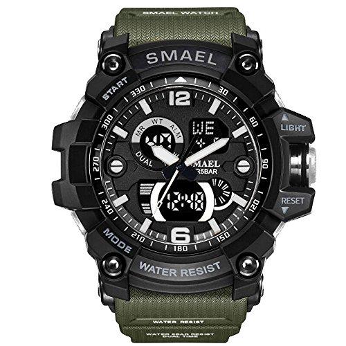 SMAEL -  -Armbanduhr- SM-A-1