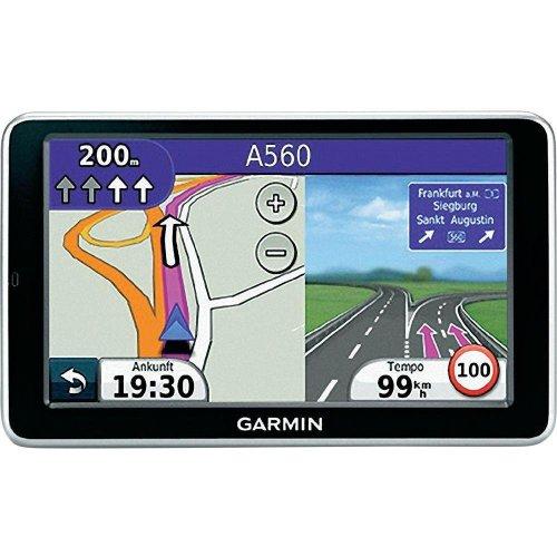 Garmin nüvi 150LMT 3D-Navigationsgerät (12,7 cm (5,0 Zoll) Touchscreen) schwarz
