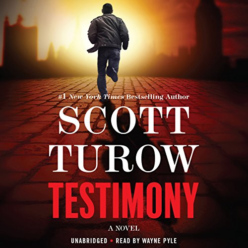 Testimony audiobook cover art