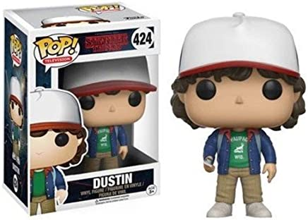Funko Pop! - Stranger Things Dustin Figura de Vinilo, Estándar 13323