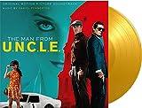Man from U N C l E/Vinyle Couleur Jaune Audiophile 180gr/Pochette Gatefold PVC