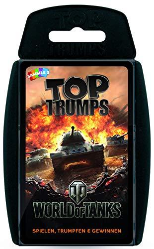 Winning Moves Top Trumps - World of Tanks