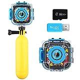 iMoway Kids Camera, Waterproof Video Cameras for Kids HD...