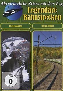 Legendre Bahnstrecken Bergensbanen+Circum Baikal [Import anglais]