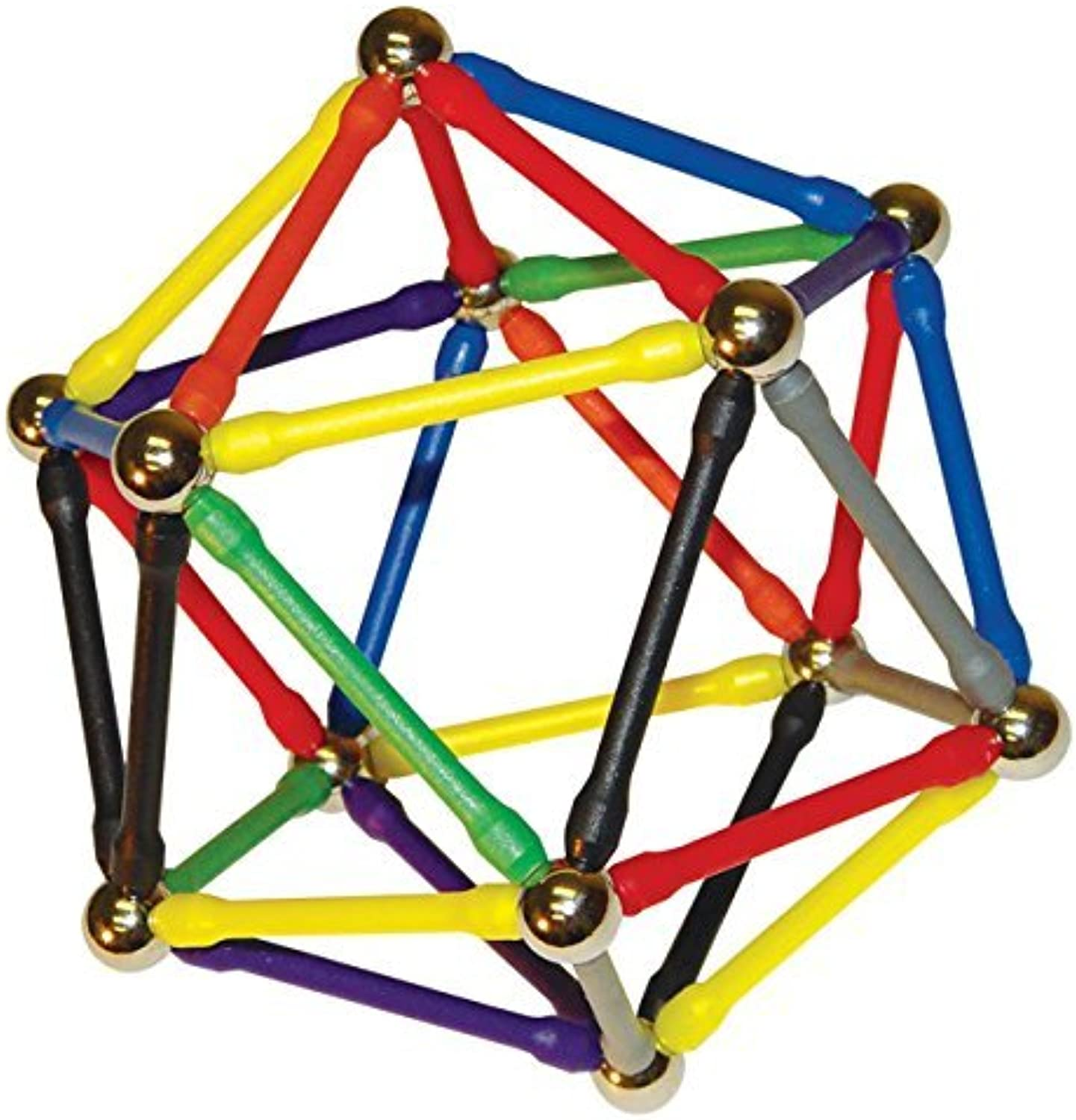 DynaMagz114 containing 66 magnetized rods at 2.3 length and 48 steel balls at 0.5 diameter offered by MAGZ by Magz